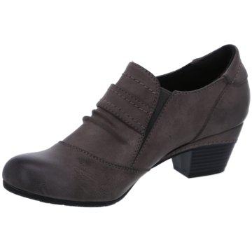 Hengst Footwear Hochfrontpumps grau