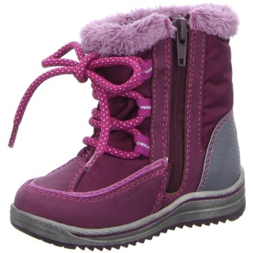 Quickly Winterboot lila