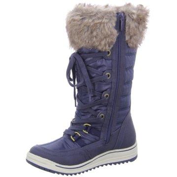 Montega Shoes & Boots Winterstiefel blau