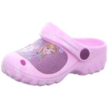 Disney FROZEN Clog rosa