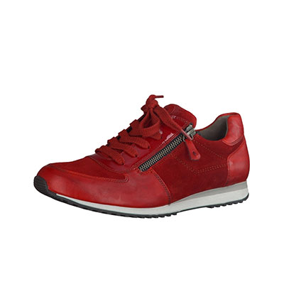 roter Damen Sneaker von paul green
