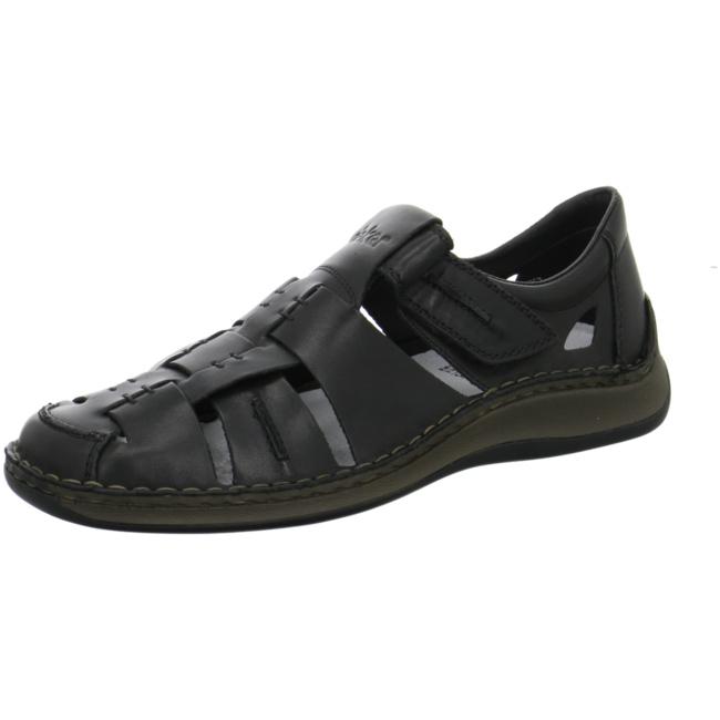 sandale 05275 00 komfort sandalen von rieker. Black Bedroom Furniture Sets. Home Design Ideas