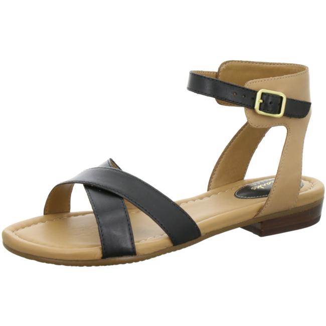 261060154 sandalen von clarks. Black Bedroom Furniture Sets. Home Design Ideas