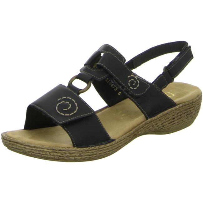 sandale 65863 00 komfort sandalen von rieker. Black Bedroom Furniture Sets. Home Design Ideas