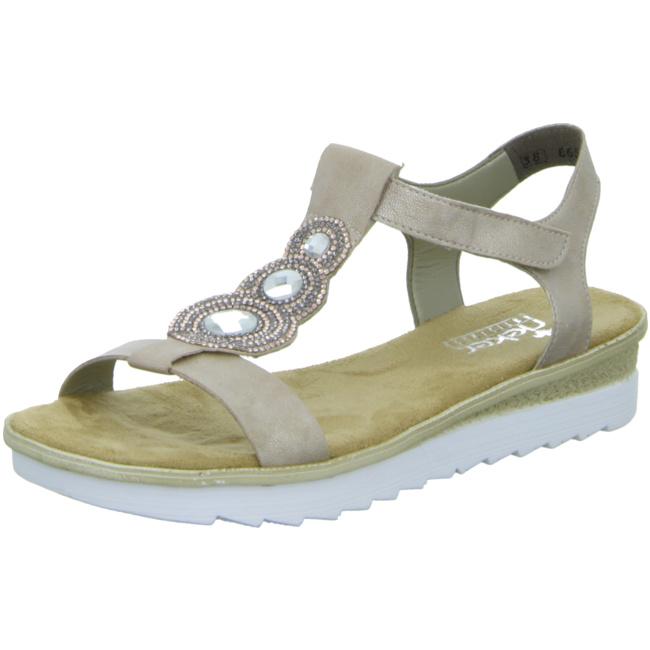 sandale 63184 62 sandalen von rieker. Black Bedroom Furniture Sets. Home Design Ideas
