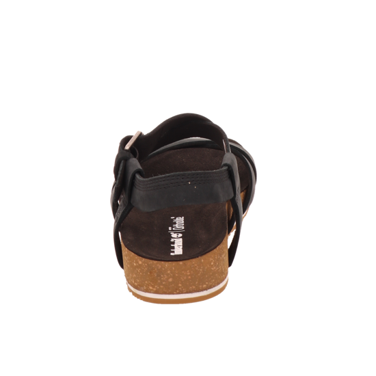 Schwarz Sandaletten Tb0 Malibu W Von A1mr3 Plateau Waves 0151 Timberland c4R3LA5jq