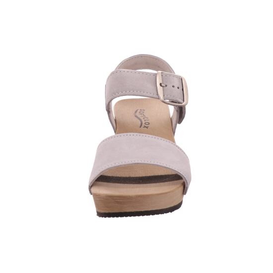 Softclox Sandaletten 18 Von Grau Plateau 3380 sCthrxQd