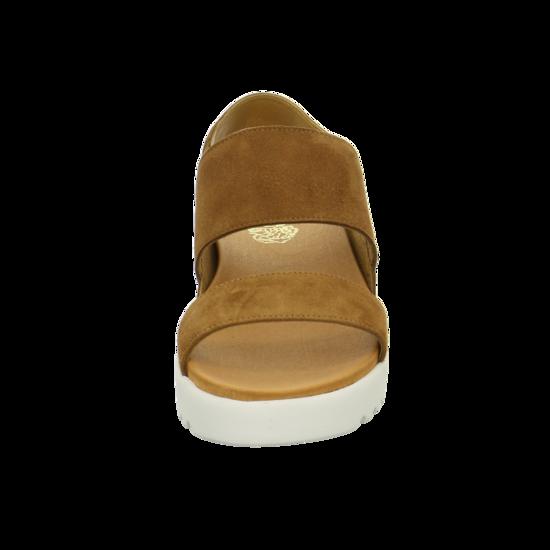 Von Apple Sandaletten 10 Braun Of Plateau Debora beige Eden SUVqGMzLp