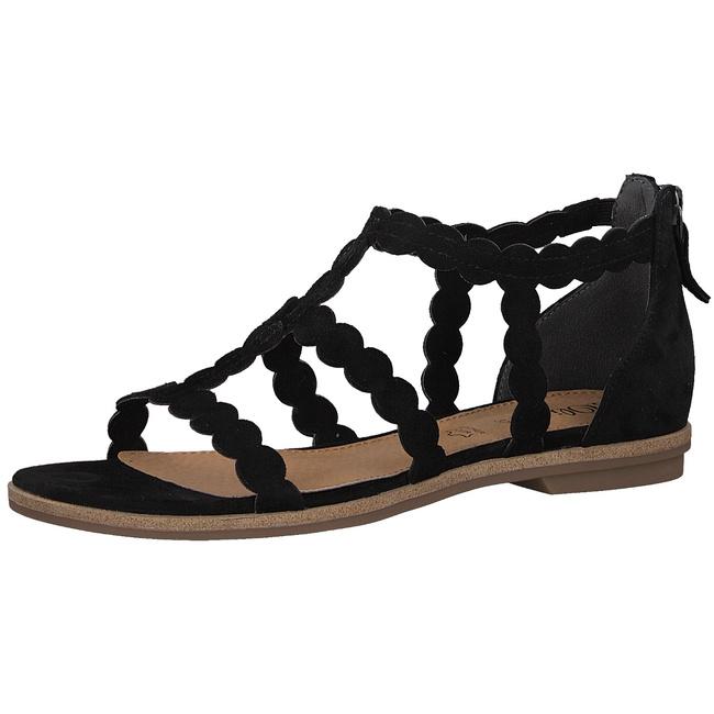 Black Sandalen 001 oliver 55 20 28117 S Von qzVUMLGSp