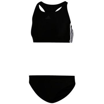 adidas Bikini Sets3-STREIFEN BIKINI - DQ3315 schwarz