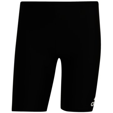 adidas TightsBADGE FITNESS JAMMER-BADEHOSE - DY5093 schwarz