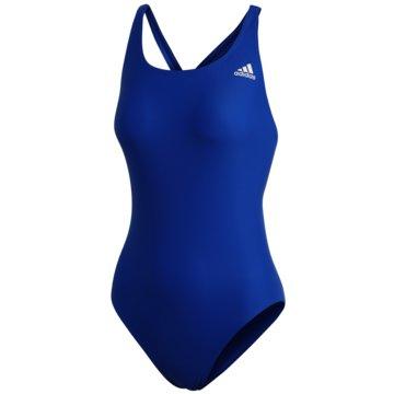 adidas BadeanzügeFIT SUIT SOL - DY5903 blau