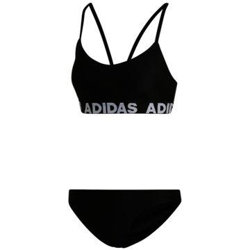 adidas Bikini SetsBEACH BIKINI - EI6297 schwarz