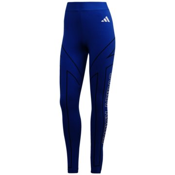 adidas TightsGraphic Tights - FI6729 blau