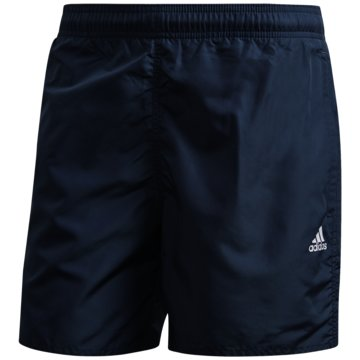 adidas BadeshortsCLX SOLID BADESHORTS - FJ3377 blau