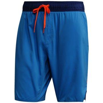 adidas BadeshortsCOLORBLOCK TECH SHORTS - FJ3398 blau