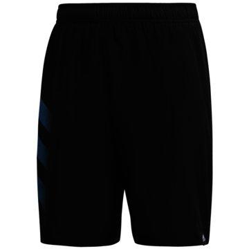 adidas BadeshortsBold 3-Streifen CLX Badeshorts - FJ3411 schwarz