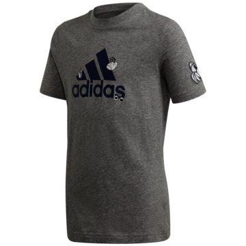 adidas T-ShirtsJB BADGES TEE - FM4484 -