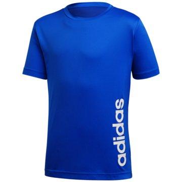 adidas T-ShirtsYB TR LIN TEE - FM6864 -