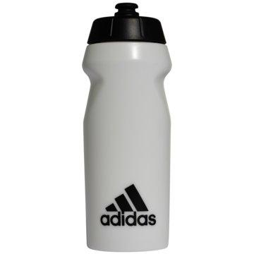 adidas TrainingsanzügePERFORMANCE TRINKFLASCHE 0,5 L - FM9936 weiß