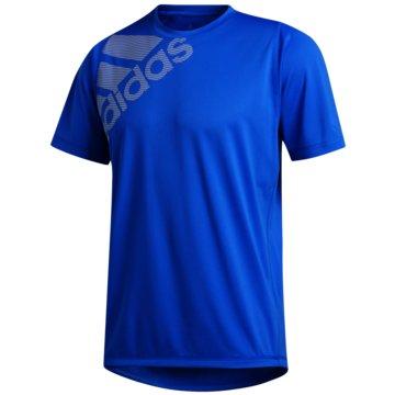 adidas T-ShirtsFL_SPR GF BOS - FT6439 blau