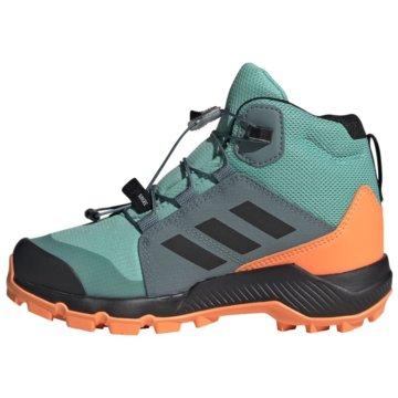 adidas Schnürstiefel4062065867208 - FX4167 grün