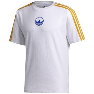 adidas T-Shirts3 STRIPE CIRCLE - GD2122 -