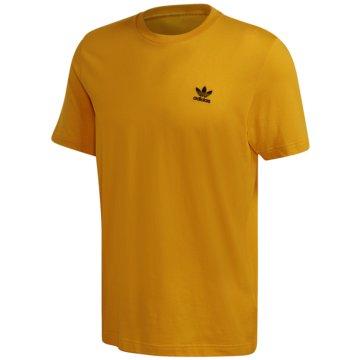 adidas T-ShirtsESSENTIAL TEE - GD2536 gelb