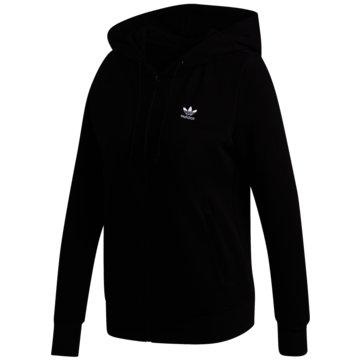 adidas Originals Übergangsjacken schwarz