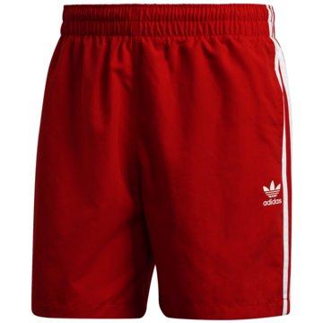 adidas Originals kurze Sporthosen3 STRIPE SWIMS - GD9965 -