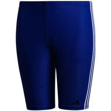 adidas Tights3-STREIFEN JAMMER-BADEHOSE - GE2041 blau