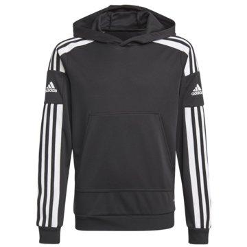 adidas HoodiesSQUADRA 21 HOODIE - GK9544 schwarz