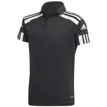 adidas PoloshirtsSQUADRA 21 POLOSHIRT - GK9558 schwarz