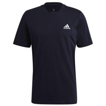 adidas T-ShirtsESSENTIALS EMBROIDERED SMALL LOGO T-SHIRT - GK9649 sonstige