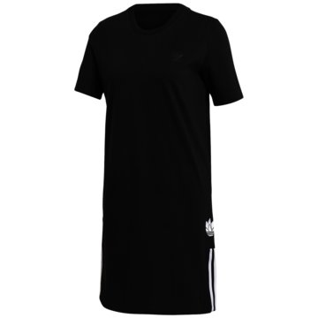 adidas Originals KleiderTEE DRESS - GM6766 schwarz