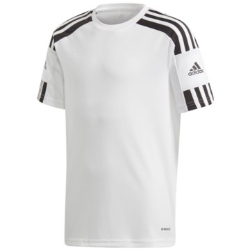 adidas FußballtrikotsSQUADRA 21 TRIKOT - GN5738 weiß