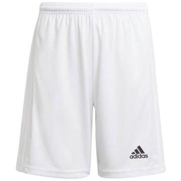 adidas FußballshortsSQUADRA 21 SHORTS - GN5765 weiß