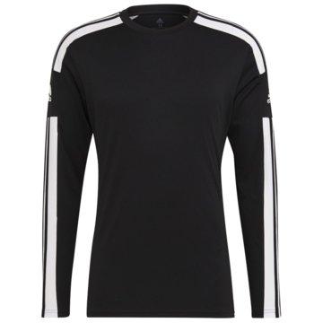 adidas FußballtrikotsSQUADRA 21 LONGSLEEVE - GN5792 schwarz