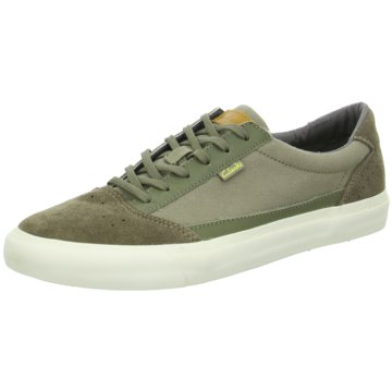Clarks Sneaker Low oliv