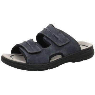 Rieker Komfort SchuhPaul 39 blau