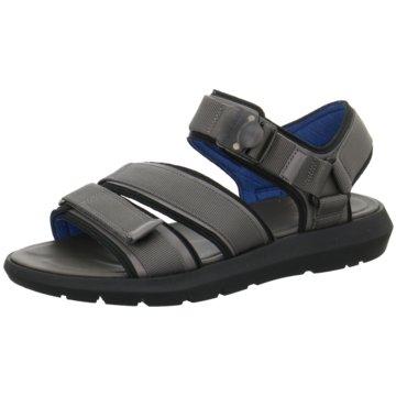 Clarks Komfort SchuhJacala Mag grau