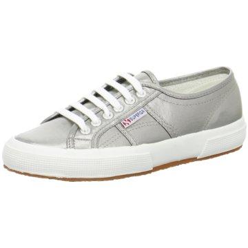 Superga Sneaker2750 Cotmetu Sneaker Damen Schuhe grau grau