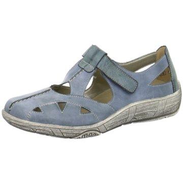 Remonte Komfort SandaleRosalie 29 blau