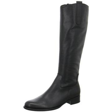 Gabor Klassischer StiefelSchaftweite S schwarz
