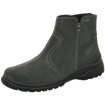 Gore-Tex Komfort Stiefelette grau