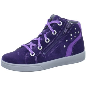 Legero Sneaker High lila