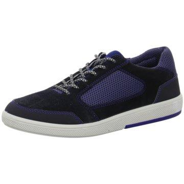 Ricosta Sneaker Low blau