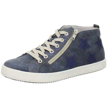 Rieker Sneaker HighSneaker blau