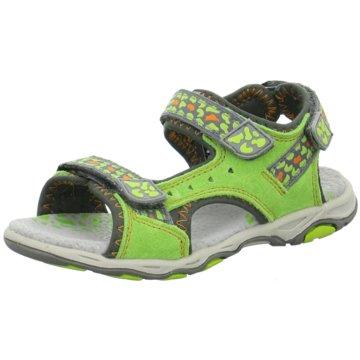 Salamander Offene Schuhe grün