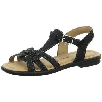 Ricosta Sandale schwarz